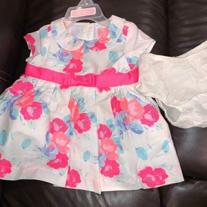 Children's Place baby girl dress